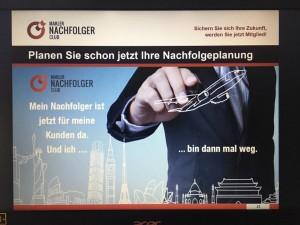 Maklerbestand verkaufen in Regensburg